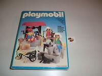 Playmobil Klicky Set 3487 Hofnarr Brunnen Joch Wasserträgerin Bauern Neu OVP