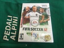 FIFA Soccer 12 Nintendo Wii New Sealed
