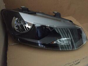 Faro Anteriore Destro Nuovo E Originale Volkswagen Polo  6R 2010—