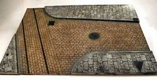 Reality In Scale 35238 Large Cobblestone Road with Sidewalks diorama base 1:35