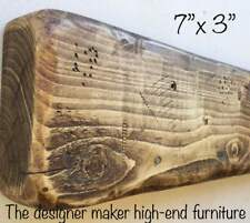 Wooden mantle mantel fire surround floating shelf beam lintel timber rustic wood