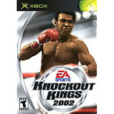Knockout Kings 2002 (LN) Pre-Owned Xbox