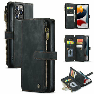 Luxury Flip Book Handy Wallet Leather Case Cover For iPhone 11 12 13 Pro Max 7 8