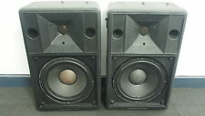 1 Pair of Ev PI100 speakers