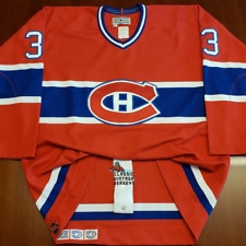 Patrick Roy Vintage Montreal Canadiens CCM Authentic Jersey