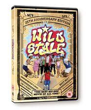 Wild Style  25th Anniversary Edition   {DVD}   New!   Hip Hop  Rap