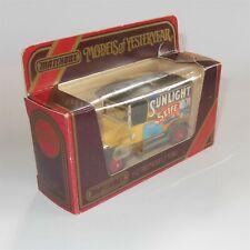 Matchbox Yesteryear Y12 Ford Model T 1912 Van Sunlight Seife