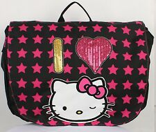 "Hello Kitty Laptop/Messenger Bag FULL SIZE 16"">SHOULDER BOOKBAG> DIAPERBAG NEW"