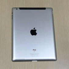 32GB iPad 3 3rd 3G Replacement Back Battery Cover Housing Silver A1430 Original