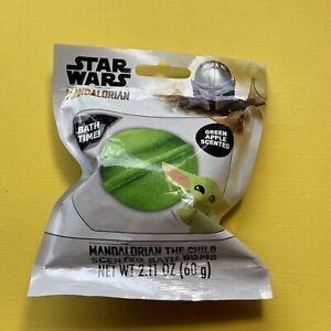 Disney + Star Wars The Mandalorian Baby Yoda The Child Scented Bath Bomb