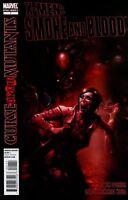 X-Men: Curse of Mutants - Smoke and Blood #1 Comic Book