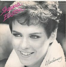 "45 TOURS / 7"" SINGLE--SHEENA EASTON--MACHINERY / SO WE SAY GOODBYE--1982"