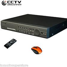 CCTV H.264 Hybrid DVR/ NVR 16ch 960H AHD/CVBS IP input support 1080P/ 720P HDMI