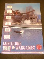 MINIATURE WARGAMES - TEUTONIC KNIGHTS - APRIL 1993 # 119