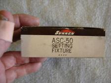 NEW  SUNNEN ASC-50 setting fixture        sunnen # 001