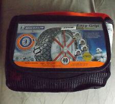 Michelin Easy Grip Snow Chains Size H12 185/65/R14 185/70/R14 195/60/R14 (V)