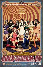 SNSD GIRLS' GENERATION - HOOT (3rd Mini Album) CD+Photobook+Photocard+Free Gift
