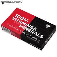 100% VITAMINS & MINERALS 60-180 Caps Day / Night Formula Antioxidant Detox Pills