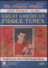The Murphy Method Great American Fiddle Tunes Violin Tuition DVD