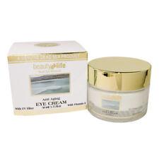 Anti Aging Eye Cream with Vitamin E Beauty Life Dead Sea Minerals 1.75fl.oz/50ml