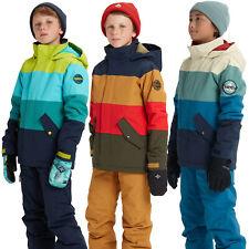 Burton Symbol Jacket Kinder-Snowboardjacke Skijacke Winterjacke Jacke Kids Boys