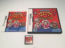 Super Monkey Ball: Touch & Roll (Nintendo DS) Original Complete Nr Mint!