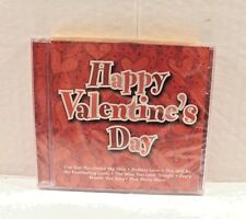 Happy Valentine's Day Classic Love Songs Music CD NEW