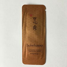 Sulwhasoo Capsulized Ginseng Fortifying Serum 1ml * 120pcs Korean Cosmetics