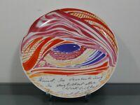 Künstler-Teller,Nr.17,Rosenthal,Selb,Ernst Fuchs,studio-linie,limitiert,um1981