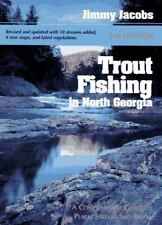 Trout Fishing in North Georgia: A Comprehensive Guide to Public Streams and Rive