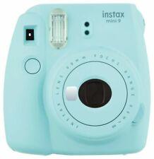 Fujifilm Instax Mini 9 Caméra Instantanée - Bleu Glace
