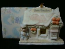 New ListingPrecious Moments Sugar Town Train Station-Limited Edition Ornament