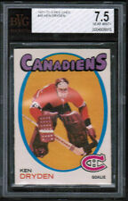 1971 72 OPC O-PEE-CHEE #45 Ken Dryden ROOKIE RC BVG 7.5 nrmt+ MONTREAL CANADIENS