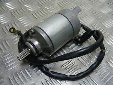 GSXR600 Starter Motor Genuine Suzuki 2004-2005 683