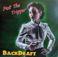 LP (double) - Backdraft ‎– Pull The Trigger [PART-LP 327.014]