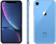 New Sealed Apple iPhone XR 128GB Blue Factory Unlocked Fast Shipping !