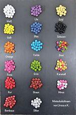 100g mini Schokolinsen Einzelfarben Dekoration Torte, Candybar GASTGESCHENKE