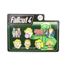 Fallout Emoji Collectible Pin Set - number 3 of 7 - BRAND NEW