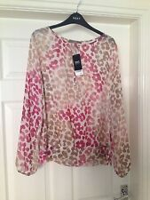 Chiffon Long Sleeve Blouses for Women NEXT