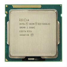 Intel Xeon E3-1265L V2 Server CPU 2.5GHz LGA 1155 SR0PB 8MB 4-Core 45W