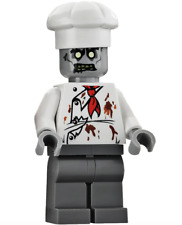 Lego Zombie Chef 10228 Haunted House Monster Fighters Minifigure