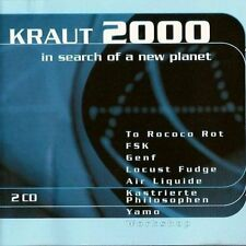 Kraut 2000-In Search of a new Planet (1997) Yamo, FSK, Genf, Hip Young .. [2 CD]