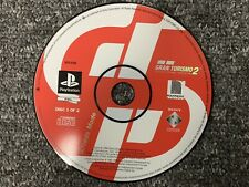 Gran Turismo 2 DISK 1 ARCADE MODE - Sony Playstation PS1 DISK 1 ONLY UK PAL