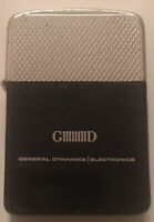 General Dynamics Electronics Lighter By Park Industries Tennessee Made In USA