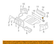 KIA OEM 06-11 Rio Interior-Rear-Side Trim Panel Clip 8574607000CA