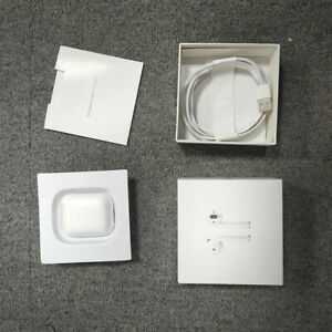 Apple AirPods 2nd Generation W/ Charging Case Wireless In-Ear- Headphone -AU