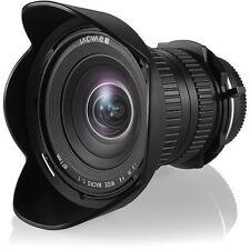 Obiettivo Laowa Venus 15mm f/4 WA Macro 1:1 per Nikon F (Gar.Italia 3 anni)