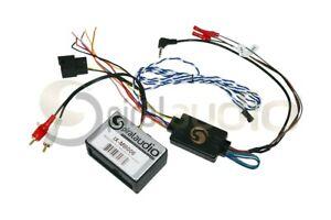 MERCEDES BENZ Multi 2003-2008 Fiber Optic SWC Harness Aftermarket IX-MB006