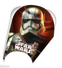 "Star Wars Captain Phasma Ripstop Nylon Frameless Pocket Kite 14"" x 21"" by XKites"