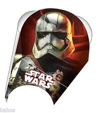 "Star Wars Captain Phasma Ripstop Nylon Frameless Pocket Kite 14"" x 21"" by XKites"